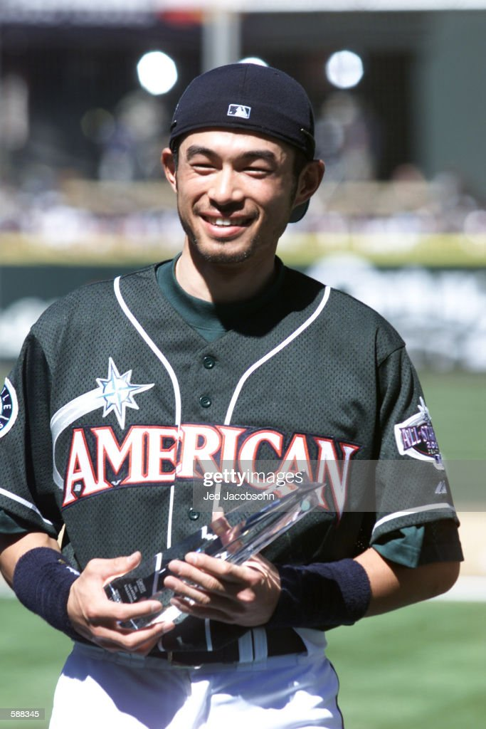 Japanese MLB All-Star Greats Photos and Images | Getty Images