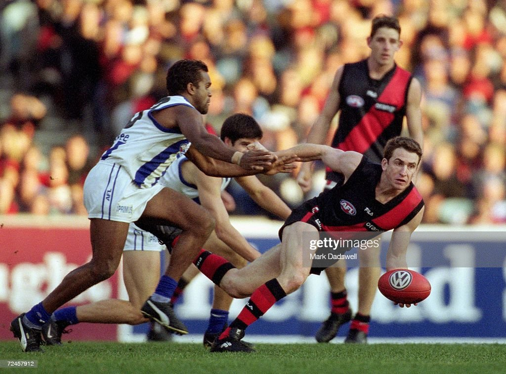 Essendon v Kangaroos : News Photo