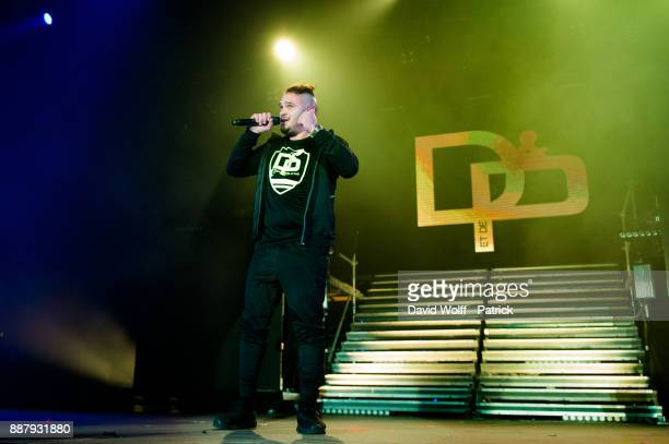 Jul performs at AccorHotels Arena on December 7 2017 in Paris France