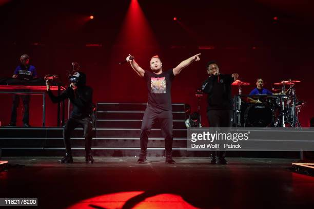 Jul performs at AccorHotels Arena on November 13 2019 in Paris France