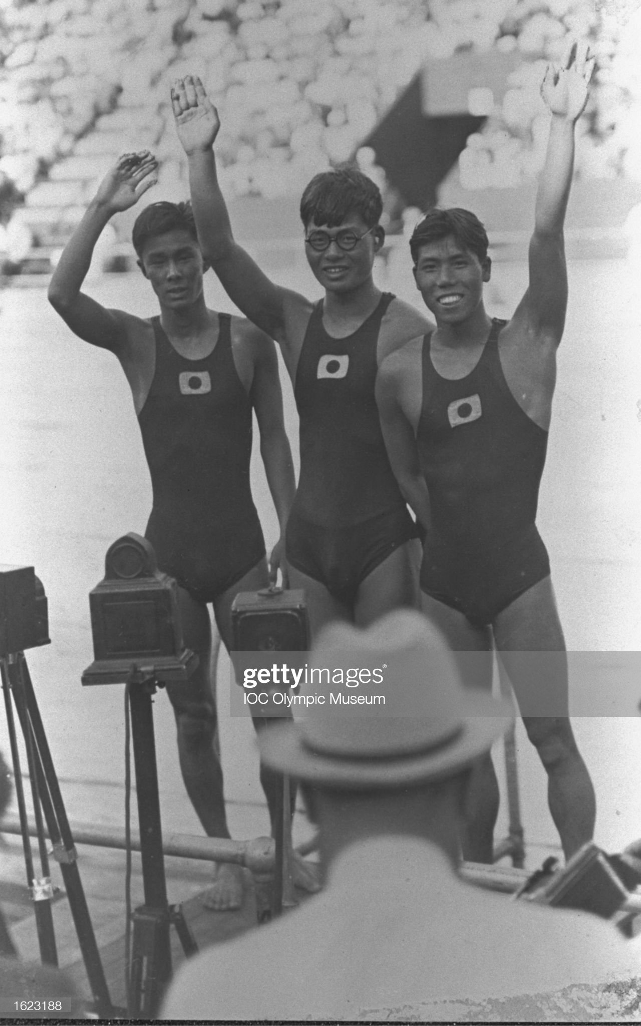 Masaji Kiyokawa, Toshio Irie and Kentaro Kawatsu : Fotografía de noticias
