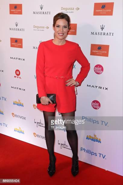 Jule Goelsdorf attends the Movie Meets Media event 2017 at Hotel Atlantic Kempinski on November 27 2017 in Hamburg Germany