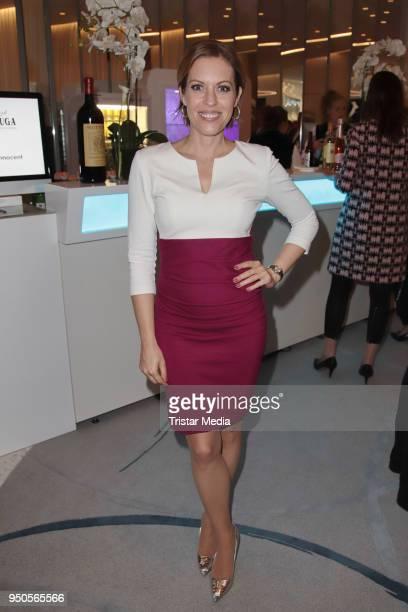 Jule Goelsdorf during the Media Entertainment Night 2018 on April 23 2018 in Hamburg Germany