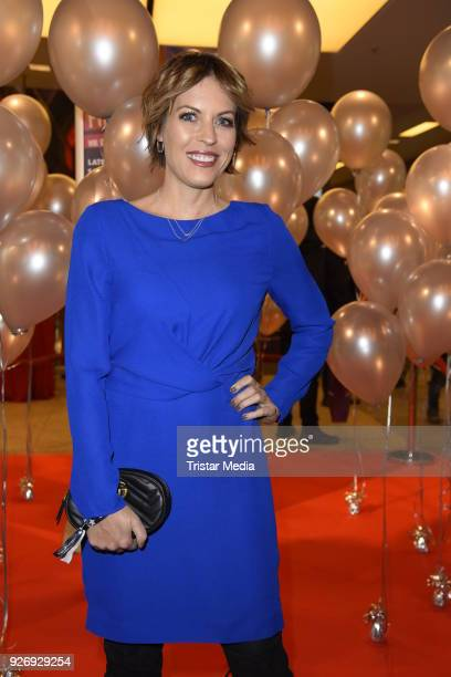 Jule Goelsdorf during the VIP Late Night Shopping Party on March 3 2018 in Hamburg Germany