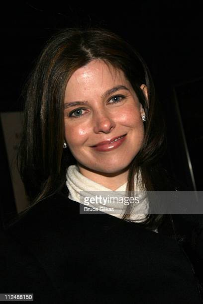 Jules Asner during Monty Python's Spamalot Opening Night on Broadway After Party at Roseland Ballroom in New York City New York United States