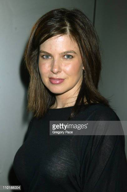 Jules Asner E Correspondent during 2004 Conde Nast Traveler Magazine Hot List Party Arrivals at Hotel Gansevoort in New York City New York United...