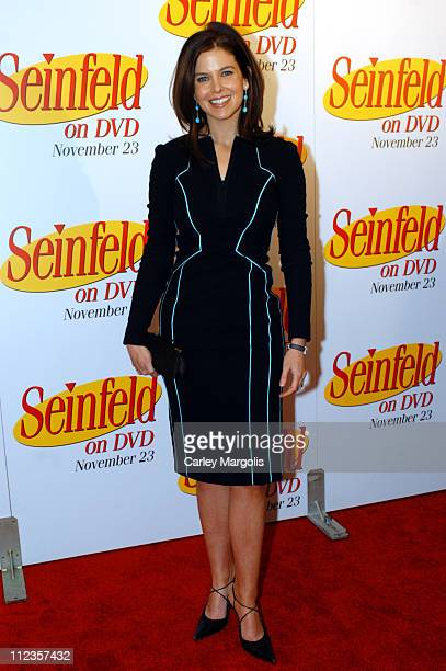 Jules Asner of 'Life and Style' during 'Seinfeld' First 3 Seasons Released on DVD at Rainbow Room in New York City New York United States