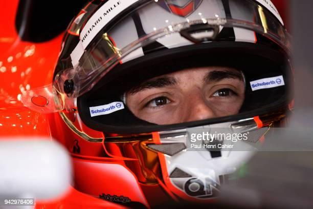 Jules Bianchi MarussiaFerrari MR03 Grand Prix of Canada Circuit Gilles Villeneuve 08 June 2014
