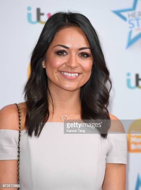 Jules Breach attends the Good Morning Britain Health Star Awards at the Rosewood Hotel on April 24 2017 in London United Kingdom