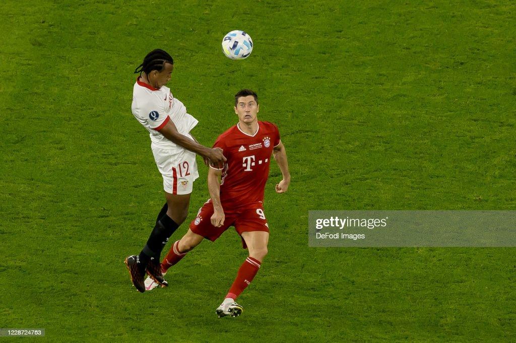 FC Bayern Munich v FC Sevilla: UEFA Super Cup 2020 : News Photo