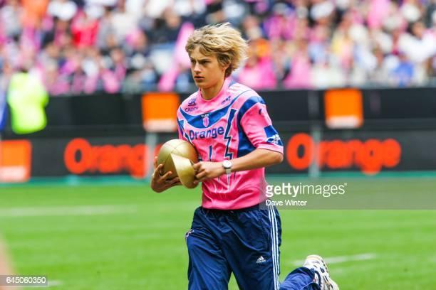 Jules PLISSON - - Stade Francais / Perpignan - 25eme journee de Top 14 , Photo : Dave Winter / Icon Sport