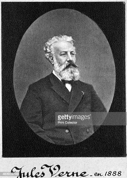 Jules Verne French adventure and science fiction author 1888 Jules Verne was one of the pioneers of science fiction His novels including 20000...
