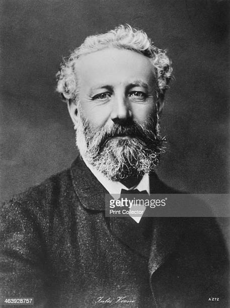 Jules Verne French adventure and science fiction author late 19th century Jules Verne was one of the pioneers of science fiction His novels including...