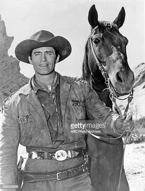 CHEYENNE Julesburg Season One 10/11/55 Cheyenne tangled with a gang of cattle rustlers on Walt Disney Television via Getty Images's Cheyenne
