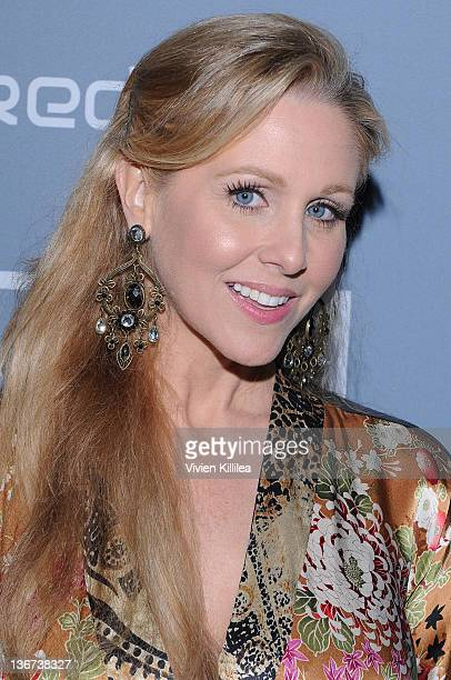 Julia Ann attends the 10th Annual XBIZ Awards at The Barker Hanger on January 10 2012 in Santa Monica California