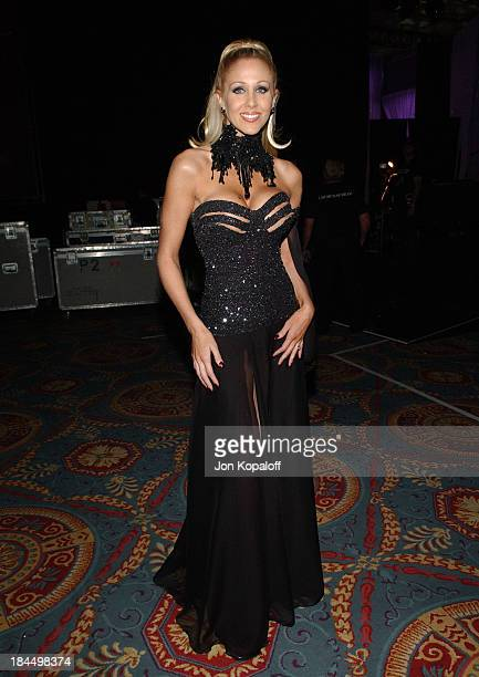 Julia Ann during 2005 AVN Awards Arrivals and Backstage at The Venetian Hotel in Las Vegas Nevada United States