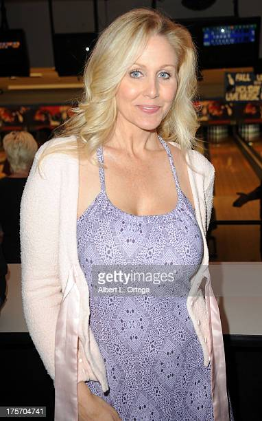 Julia Ann participate in Porn Star Bowling for the Free Speech Coalition held at Corbin Bowl on July 28, 2013 in Tarzana, California.