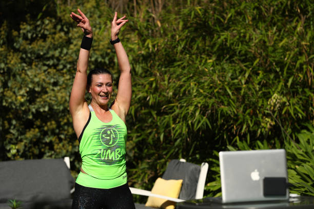 AUS: ZUMBA Fitness Workout Session With Julia Basa