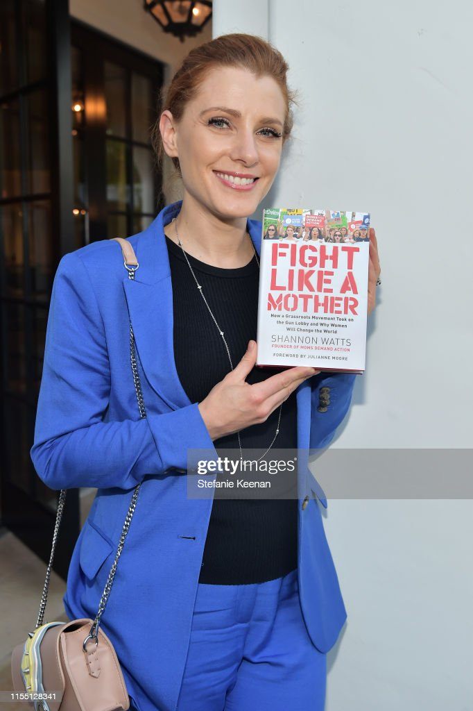 """Shannon Watts """"Fight Like a Mother"""" Book Launch in Los Angeles : News Photo"""