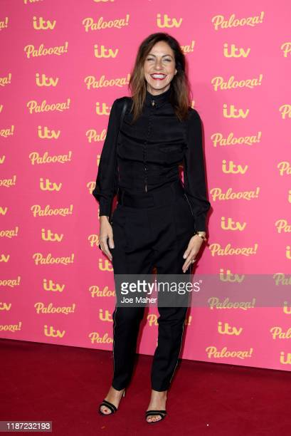 Julia Bradbury attends the ITV Palooza 2019 at The Royal Festival Hall on November 12 2019 in London England