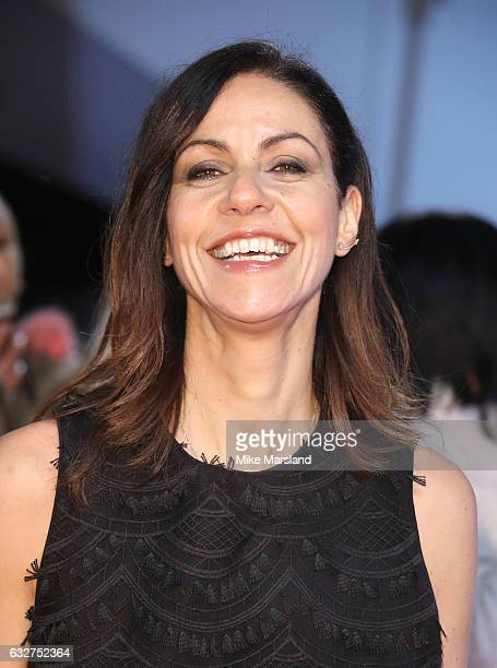 Julia Bradbury attends the National Television Awards at The O2 Arena on January 25 2017 in London England