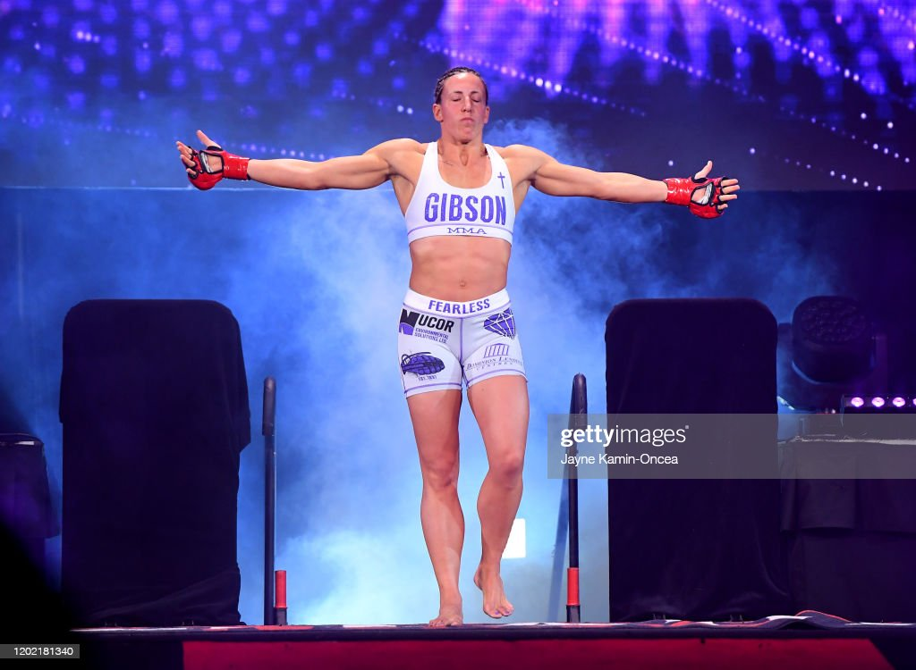 Bellator 238 Julia Budd v Cris Cyborg : News Photo
