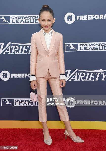 Julia Butters attends Variety's Power Of Young Hollywood at The H Club Los Angeles on August 6 2019 in Los Angeles California