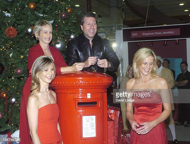 Julia Carling Lesley Walters Neil Fox and Linda Barker