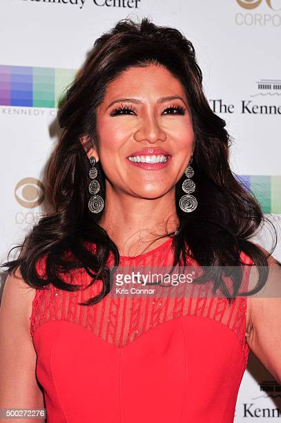 Julia Chen arrives at the 38th Annual Kennedy Center Honors Gala at the Kennedy Center for the Performing Arts on December 6 2015 in Washington DC