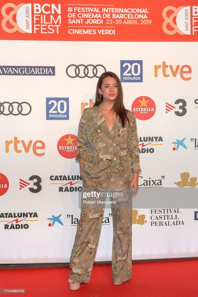 ESP: Red Carpet Inauguration - BCN Film Fest