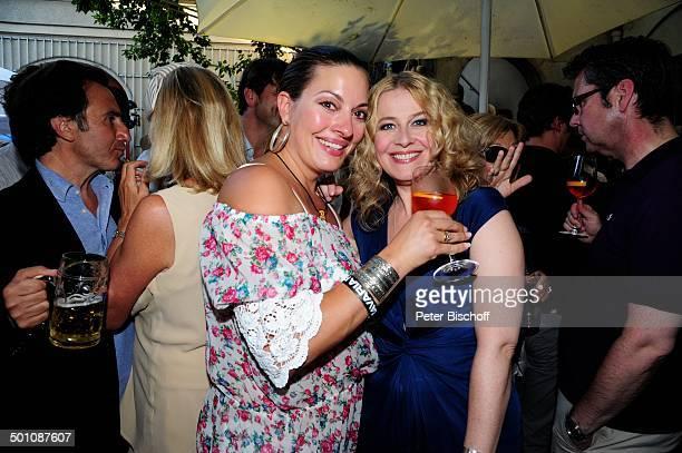 Julia Dahmen Name auf Wunsch BavariaEmpfang beim Filmfest Mnchen 2011 Knstlerhaus am Lenbachplatz Mnchen Bayern Deutschland Europa Schauspielerin...
