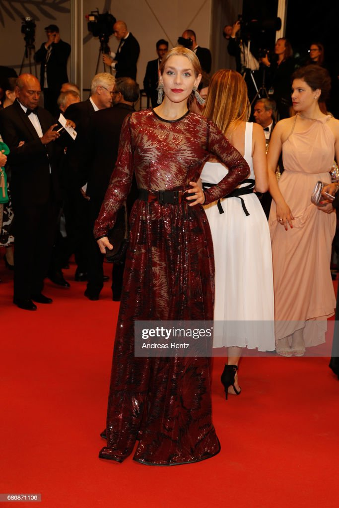 """""""Happy End"""" Red Carpet Arrivals - The 70th Annual Cannes Film Festival"""
