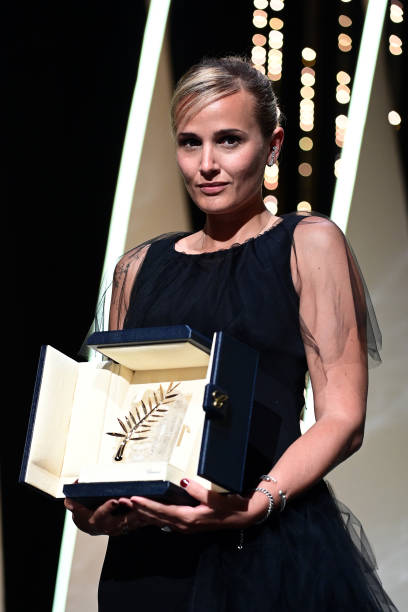 FRA: Closing Ceremony - The 74th Annual Cannes Film Festival