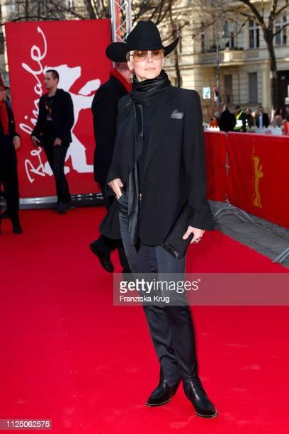 Julia Fokina during the Peter Lindbergh Women Stories premiere during the 69th Berlinale International Film Festival Berlin at Haus Der Berliner...