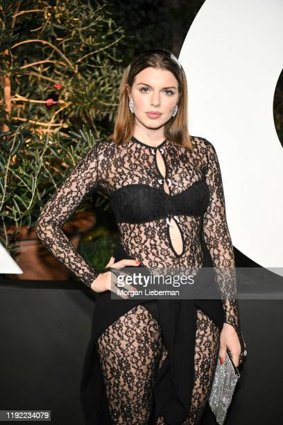 Julia Fox arrives at the 2019 GQ Men Of The Year event at The West Hollywood Edition on December 05 2019 in West Hollywood California