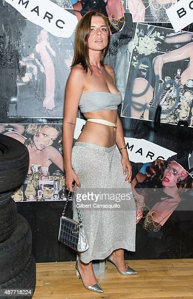 Julia Fox attends 'Gloss The Work Of Chris Von Wangenheim' Book Launch Party at The Tunnel on September 10 2015 in New York City