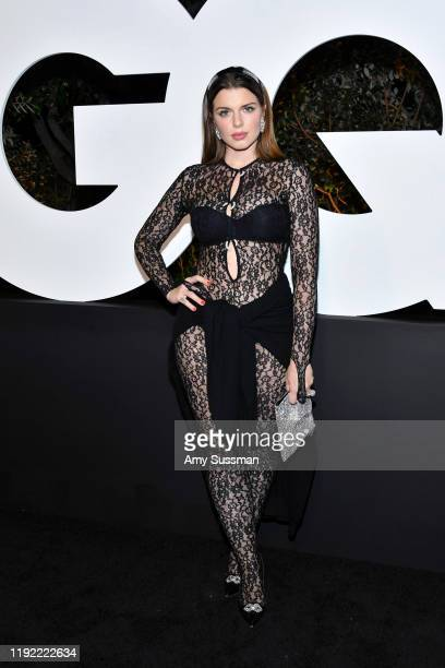 Julia Fox attends the 2019 GQ Men of the Year at The West Hollywood Edition on December 05 2019 in West Hollywood California