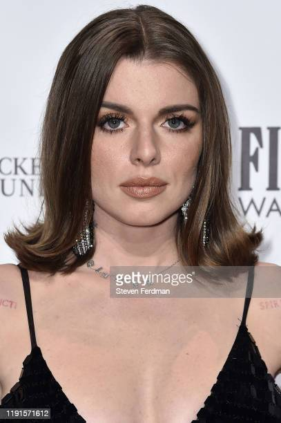 Julia Fox attends the 2019 IFP Gotham Awards at Cipriani Wall Street on December 02 2019 in New York City