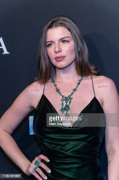Julia Fox attends the Angel Ball 2019 at Cipriani Wall Street on October 28 2019 in New York City