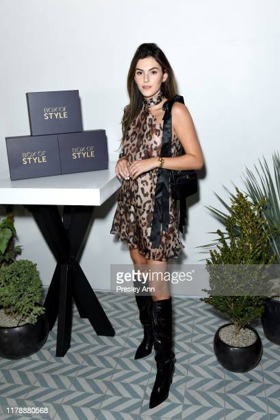 Julia Friedman attends the Box of Style By Rachel Zoe Female Founders Dinner at The AllBright West Hollywood on October 03 2019 in West Hollywood...