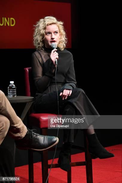 Foundation Conversations Ozark With Julia Garner Stock