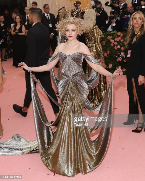 Julia Garner attends the 2019 Met Gala celebrating Camp Notes on Fashion at The Metropolitan Museum of Art on May 6 2019 in New York City