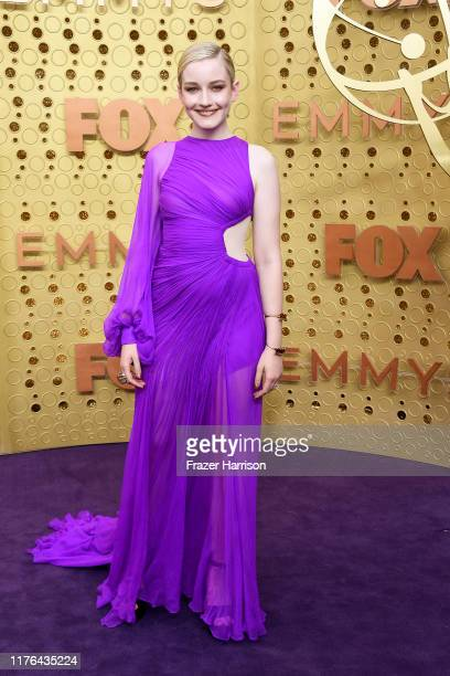 Julia Garner attends the 71st Emmy Awards at Microsoft Theater on September 22 2019 in Los Angeles California