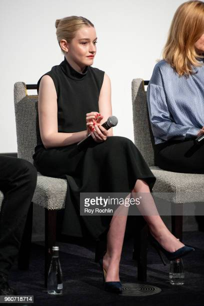 Julia Garner attends the 'Ozark' FYC Screening and Panel at Crosby Street Hotel on May 20 2018 in New York City