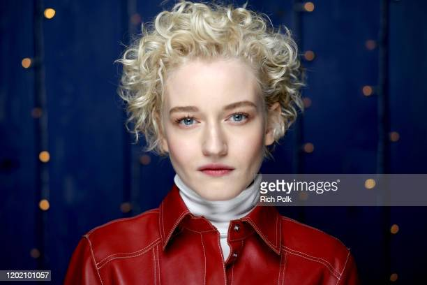 Julia Garner of 'The Assistant' attends the IMDb Studio at Acura Festival Village on location at the 2020 Sundance Film Festival – Day 3 on January...
