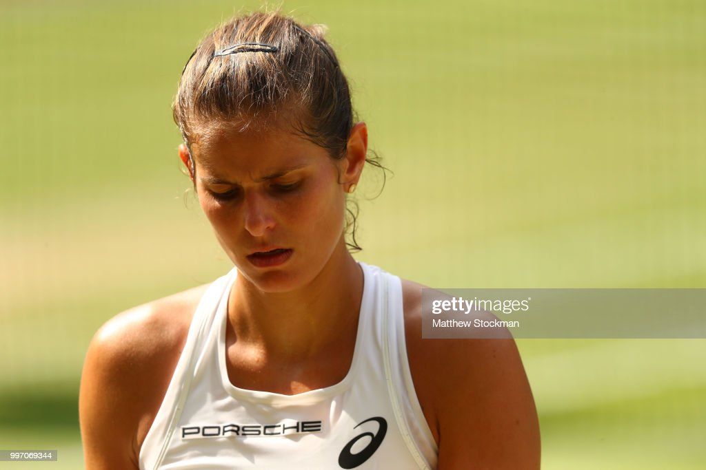 Day Ten: The Championships - Wimbledon 2018 : News Photo