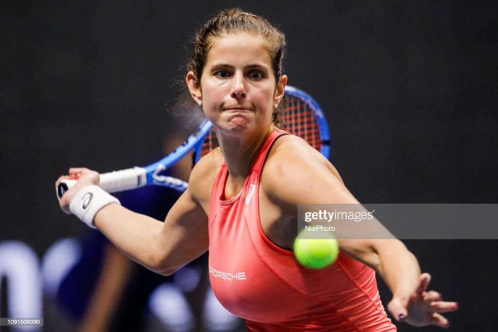 St. Petersburg Ladies Trophy -2019 Tennis Tournament : News Photo