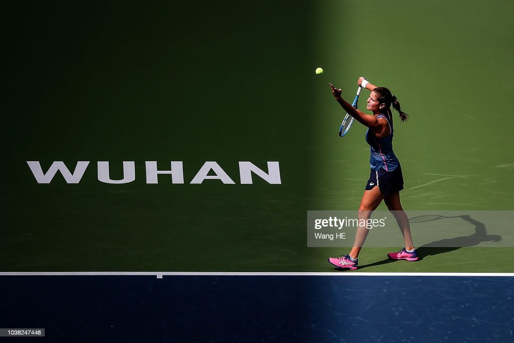 2018 Wuhan Open - Day 3