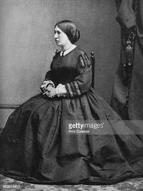 Julia Grant wife of American president Ulysses S Grant late 19th century Julia Boggs Dent Grant was First Lady of the United States from 1869 to 1877