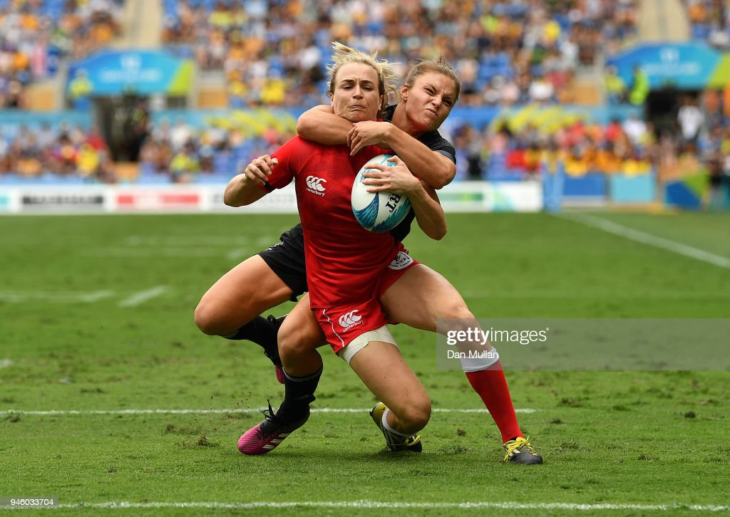 Rugby Sevens - Commonwealth Games Day 10